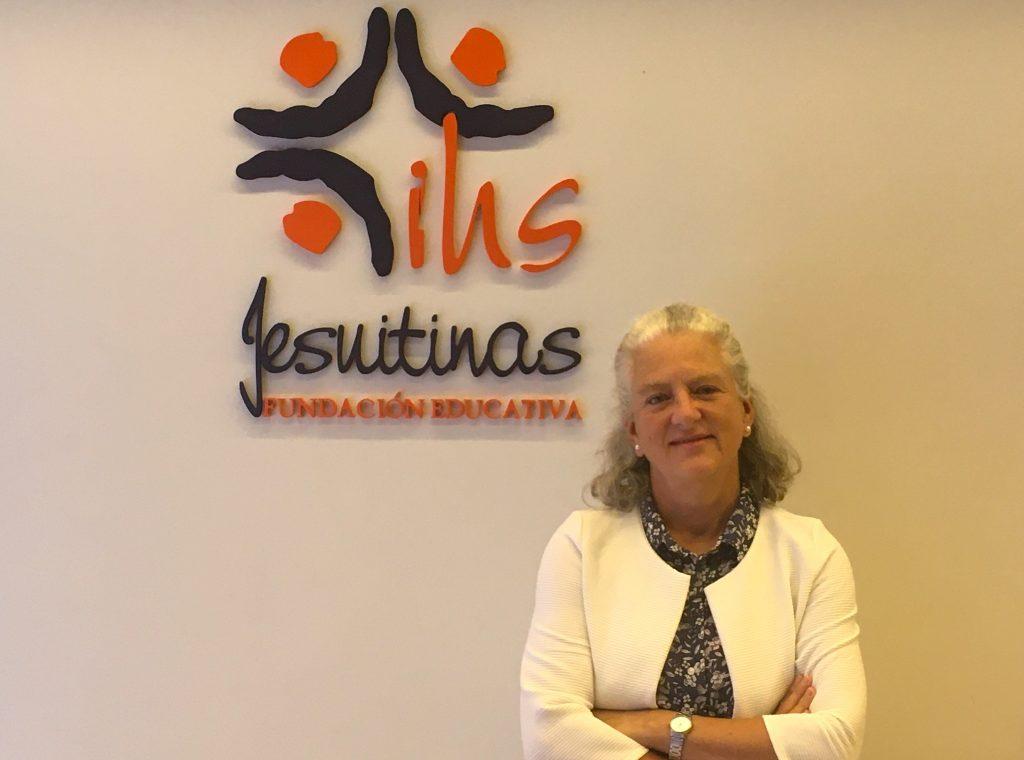 Soledad Bermúdez de Castro asume la responsabilidad en el área de Desarrollo de Personas en la Fundación Educativa Jesuitinas