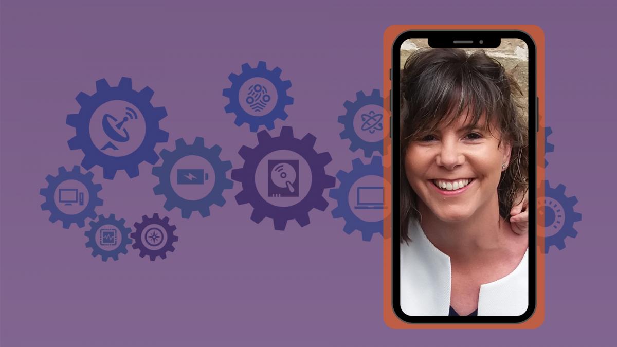 Laura Errea, nueva responsables de Innovación Tecnológica