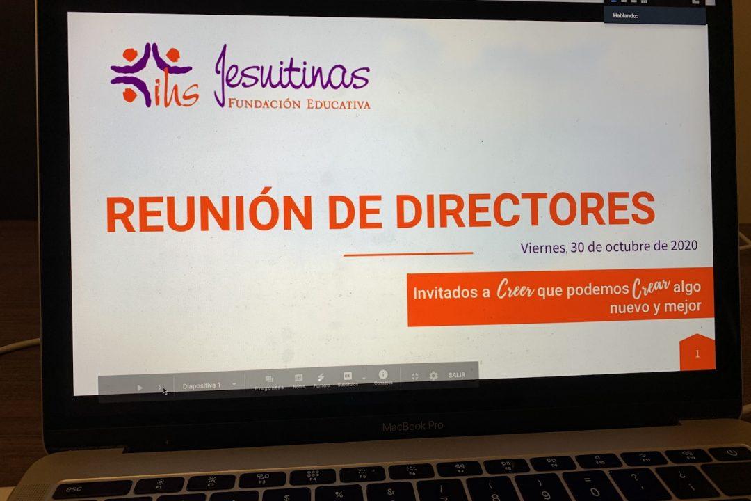 Reunión de Directores de Jesuitinas