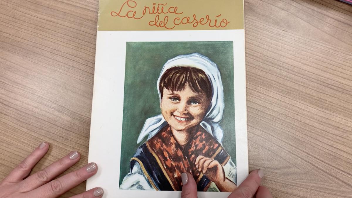 La niña del caserío - Jesuitinas