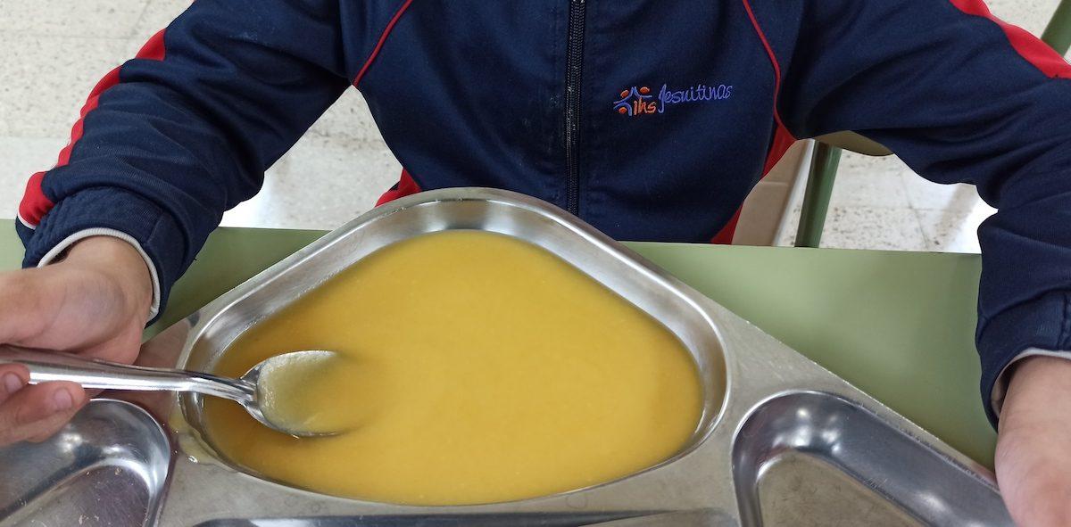 Comedor Virgen de la Paz - Acuerdo con grupo Sagital