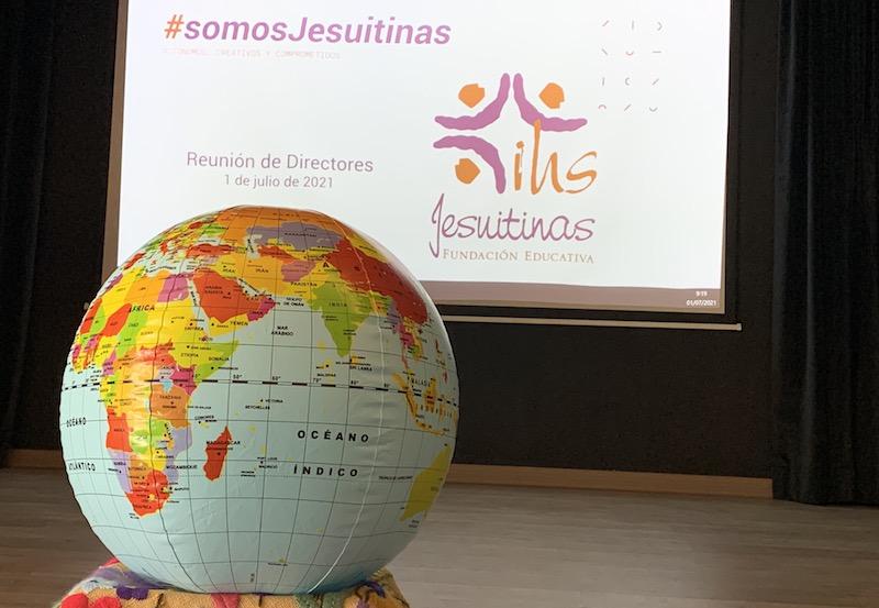 Reunión presencial directores Jesuitinas
